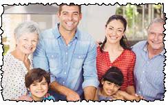 اقامت دائم خانوادگی *
